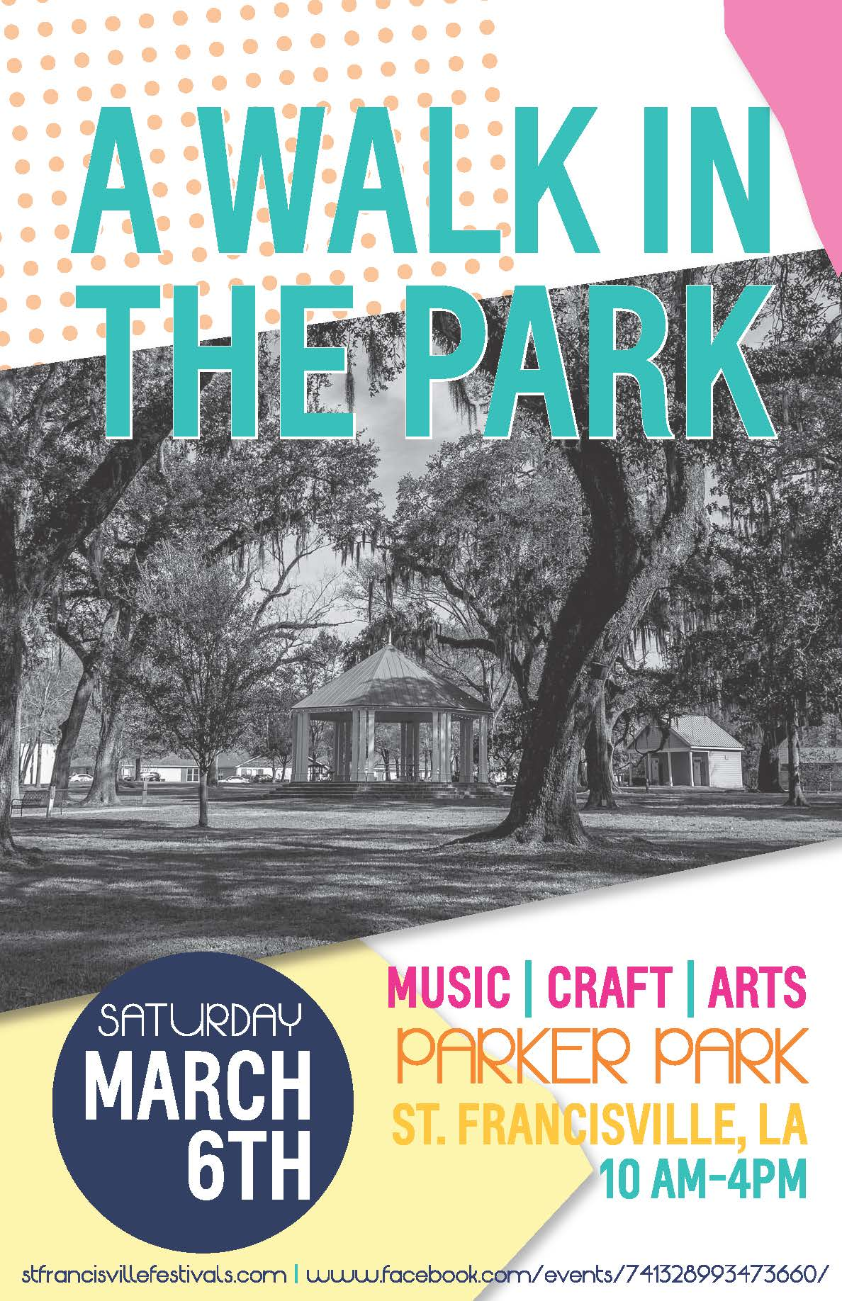 A Walk in the Park Poster final march 2021 2 final